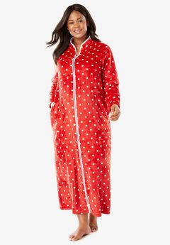 The Microfleece Robe by Dreams   Co.® 7323f4ebc