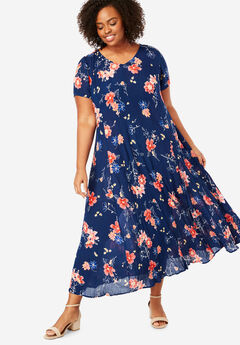 d0b4cb0f41a Casual Plus Size Dresses for Women