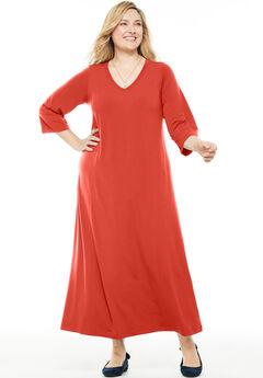 Maxi T-Shirt Dress,