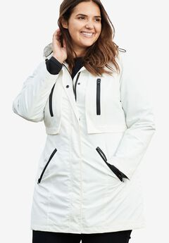 All-Weather Hooded Jacket,