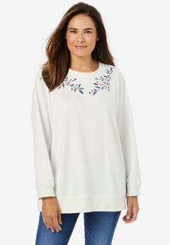 French Terry Sweatshirt,
