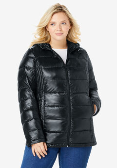 Packable Puffer Jacket,