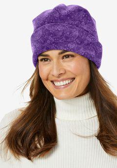 Cuffed Fleece Hat,