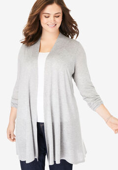 7bb5f6ccc32 Women's Plus Size Cardigans & Cardigan Sweaters | Full Beauty