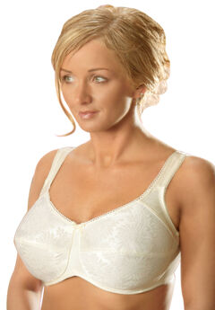 Underwire All Over Jacquard Bra By Aviana®,