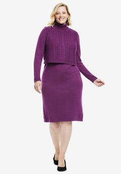Popover Sweater Dress,