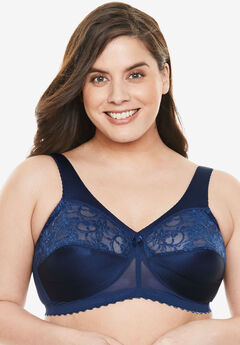 Magic Lift® Soft Cup Shoulder Comfort Bra by Glamorise® 69002cb75