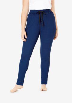 Ribbed Jogger Pajama Pants by Dreams & Co.®,