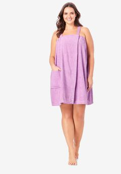 Dreams & Co.® Terry Towel Wrap,