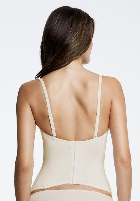 e92a04bf3e Dominique™ Paige seamless padded longline bra