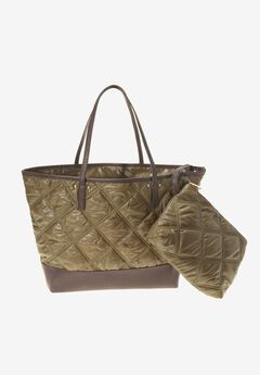 The quilted bag,