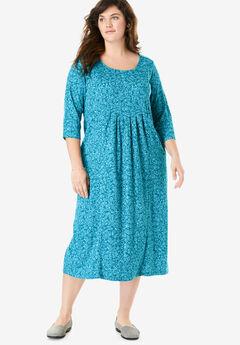 Babydoll Essential Dress,