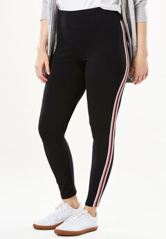 Multi-Stripe Legging,