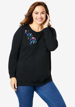 Plus Size Sweatshirts and Hoodies for Women | Fullbeauty