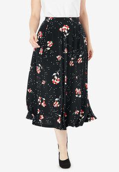 139e26973fa Simply Special Knit A-Line Skirt