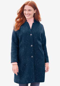 Boucle Coat,