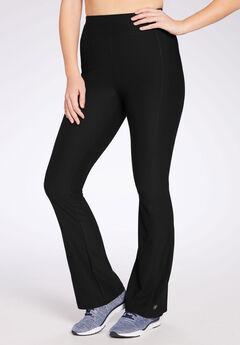 Bootcut Yoga Pant by FullBeauty SPORT®,
