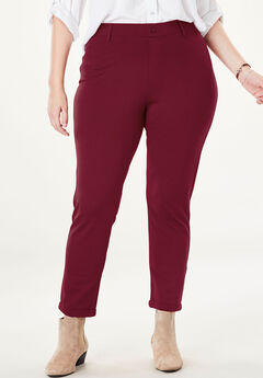 Work Leisure Ponte Pant,