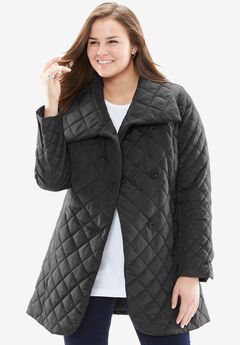 Quilted jacket,