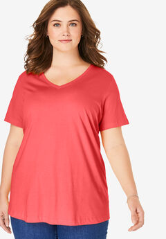 9c81350b0 Plus Size Tops & Tee Shirts | Full Beauty