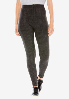 Knit Leggings,