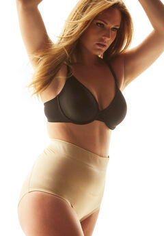 3ed9240f709 High waist shaping brief by Secret Solutions® Curvewear