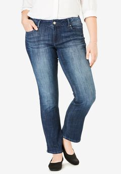 Straight Leg Jean by Wrangler®,