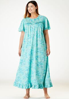 Cotton Knit Gown by Dreams & Co.®,