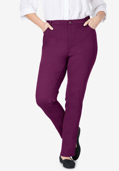 Perfect Skinny Jean, DARK BERRY