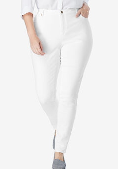 Perfect Skinny Jean, WHITE