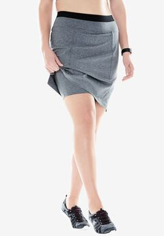 The Sport Skort by FullBeauty SPORT®,