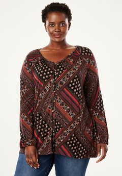 98fc2043 Cheap Plus Size Tunics for Women | Full Beauty