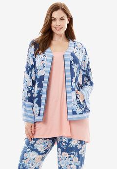 Kimono Bed Jacket by Dreams & Co.®,