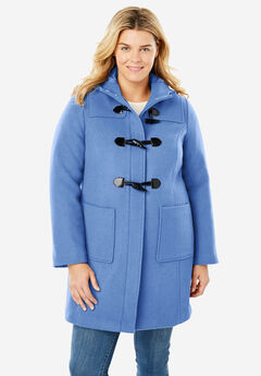Classic Duffle Coat, FRENCH BLUE