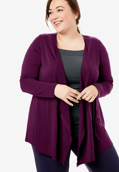 Best Dressed® Essential Open Front Cardigan,