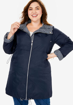 Reversible Raincoat,