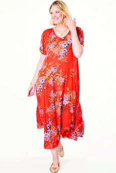 Plus Size Dresses by Woman Within | Full Beauty