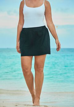 Taslon® Coverup Skirt,