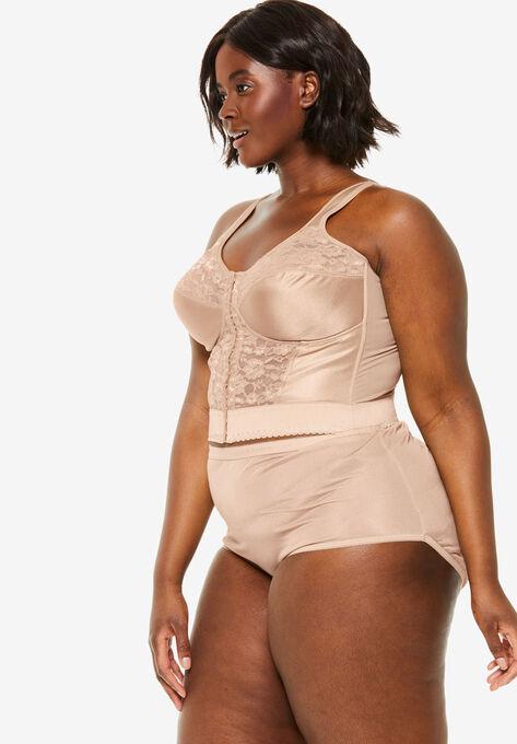 6732ee3ee8 Easy Enhancer® Longline Posture Bra by Comfort Choice®