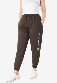 NFL Team Jogger Sweatpant, VIKINGS