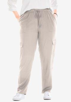 Cargo Pocket Utility Pant,
