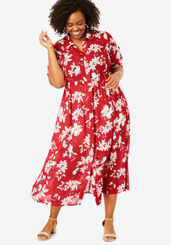 00974f0dbb6 Plus Size Dresses by Woman Within