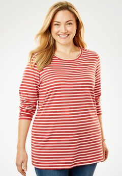 0ac1cfdbfe6bd Cheap Plus Size T-Shirts and Tops for Women