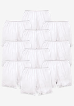 Comfort Choice® 10-Pack Cotton Boyshort,