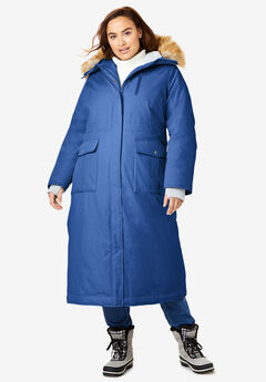 The Arctic Parka™ in Extra Long Length, EVENING BLUE