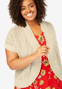5edff7d7e Women s Plus Size Cardigans   Cardigan Sweaters