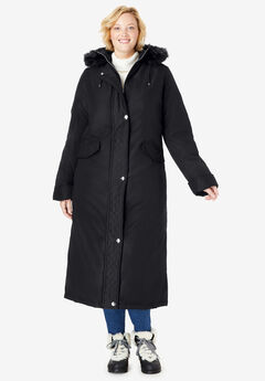 3cc9b5d6167 Short Microfiber Parka. Woman Within.  149.99  79.99. Lightweight Hooded  Jacket ...