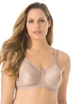 Playtex® 18 Hour Breathable Comfort Lace Wireless Bra #4088,