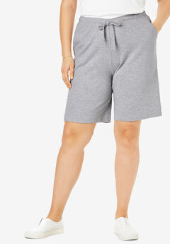 7f48414ae21 Plus Size Shorts   Capris for Women