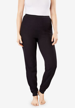 Thermal Lounge Pant by Comfort Choice®, BLACK
